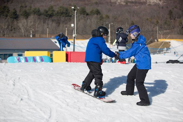 Picture of Inst. Intern Train (ages 14&15) Ski