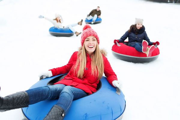 Picture for category Snow Tubing