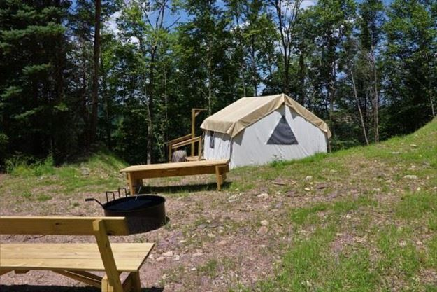 Picture of Hairpin Hideout Glamping Site (Off Peak Sunday-Thursday)
