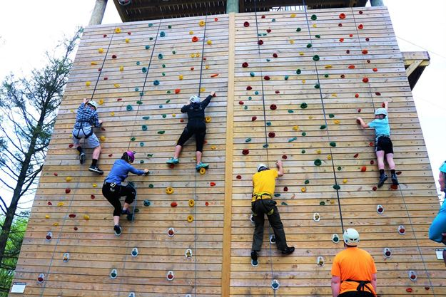 Picture of Rock Climbing Fitness Class