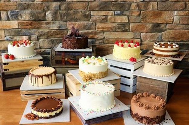 Picture of Cake of the Month Club- 12 Month Subscription