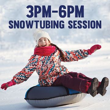 Picture of 3pm-6pm Snowtubing Session