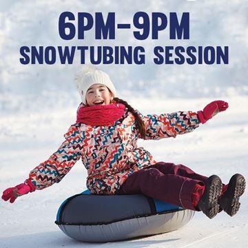 Picture of 6pm-9pm Snowtubing Session