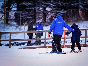Picture of 1 Hour Private Ski Lesson