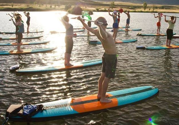 Picture of Paddle CORE OMT Fitness Class